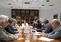 Cooperativas traslada a Agricultura sus propuestas para la mejora de la competitividad agraria y agroindustrial