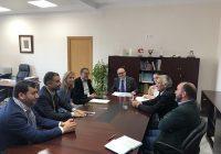 El presidente de la CHG reúne a los alcaldes del entorno de Doñana para informarles de las medidas para preservar la zona