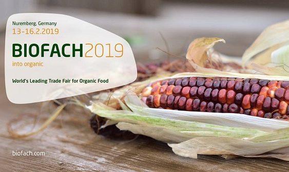 El Ministerio de Agricultura participa en la 30ª edición de la Feria BIOFACH 2019
