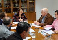 COAG Andalucía traslada a Carmen Crespo su análisis sobre la situación y los retos del sector agrario