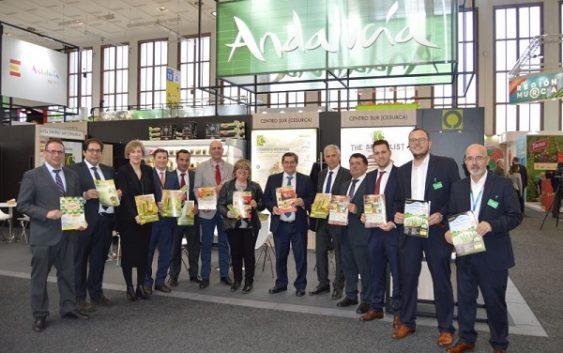 Una treintena de cooperativas hortofrutícolas refuerzan su cartera de clientes en Berlín ante retos como el Brexit