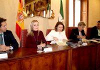 La Consejería de Agricultura y el Ayuntamiento de Antas firman un convenio para la ejecución de la nueva depuradora