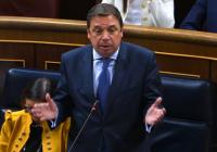 Luis Planas valora positivamente el trabajo del Gobierno en defensa de los agricultores y ganaderos en la PAC