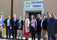Carmen Crespo anuncia ayudas por 18,6 millones de euros para industrias agroalimentarias de la provincia de Málaga