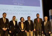 VÍDEO: Jornada del Algodón en la Fundación Cajasol