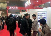 Más de 20 empresas andaluzas agroalimentarias promocionan su oferta en Japón en la Feria Foodex Japan