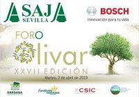 ASAJA-Sevilla, en colaboración con BOSCH España, celebrará un Foro del Olivar coincidiendo con la XXVII edición de la Jornada de Olivar