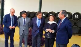 Luis Planas subraya la importancia social y económica del vino para la comarca Montilla-Moriles