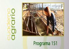Cuaderno Agrario PGM 151