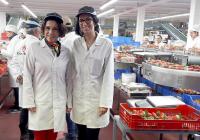 El sector de los frutos rojos de Huelva, ejemplo de integración laboral de la mujer