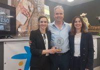 """Quesos Montes de Málaga gana el Premio especial al mejor """"Maestro Quesero de Andalucía"""" en el I Salón del Queso de Andalucía"""