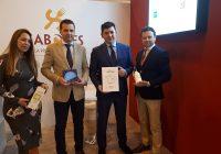 Premio al Mejor Gordal 2019 de España en la Guía Iber Oleum para la Cooperativa Las Virtudes