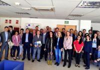 Un total de 47 firmas andaluzas, 31 de ellas de Almería, se reúnen con 23 operadores extranjeros en una acción organizada por Presidencia