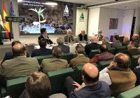 El secretario general de Agricultura, Vicente Pérez, ha presentado el Plan Andaluz para la mejora de la competitividad