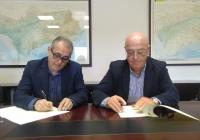 La CHG y FERAGUA firman un protocolo para evaluar los tratamientos de control de especies exóticas invasoras (EEI) en riego