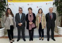 La secretaria general de Pesca, Alicia Villauriz, se reúne con representantes del sector pesquero del Golfo de Cádiz