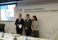 Fernando Miranda valora la contribución de la industria de la alimentación y las bebidas al crecimiento de la economía