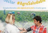 COAG pone en marcha una campaña divulgativa sobre los beneficios de la vigilancia de la salud en el sector agrario