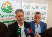 UPA Andalucía celebra en Córdoba una Jornada para prevenir los riesgos y accidentes en el campo