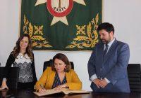 Crespo aplaude la iniciativa del Ayuntamiento de Lora del Río en apoyo al sector citrícola