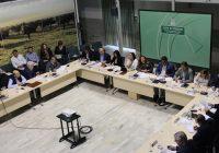 Crespo resalta que por vez primera se da voz a los  interlocutores agrarios desde la fase de diagnóstico de un Plan