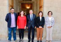Luis Planas: «Las cooperativas son un elemento vertebrador fundamental del medio rural»