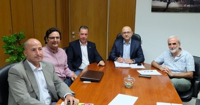 ES Andalucía se reúne con Manuel Gómez Galera, Director General de la Producción Agrícola y Ganadera