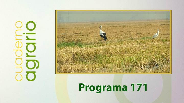 Cuaderno Agrario PGM 171