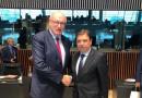 Luis Planas celebra la decisión de la Comisión Europea de autorizar el almacenamiento privado para el aceite de oliva