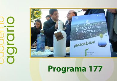 Cuaderno Agrario PGM 177