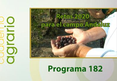 Cuaderno Agrario PGM 182