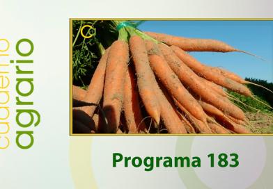 Cuaderno Agrario PGM 183