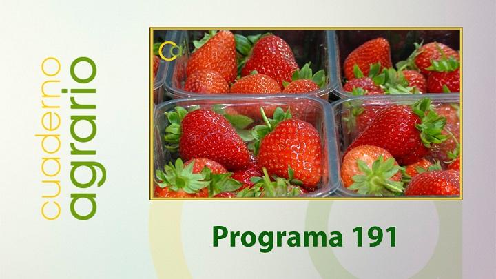 Cuaderno Agrario PGM 191