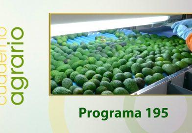 Cuaderno Agrario PGM 195