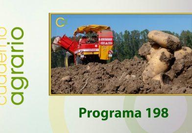 Cuaderno Agrario PGM 198