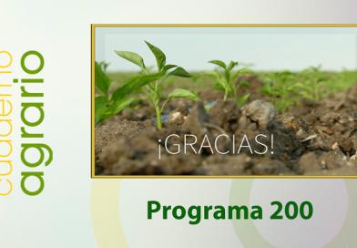 Cuaderno Agrario PGM 200
