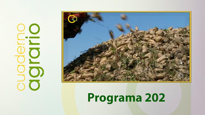 Cuaderno Agrario PGM 202