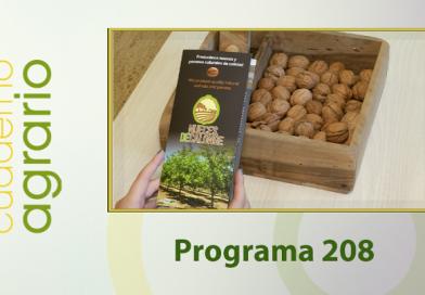 Cuaderno Agrario PGM 208