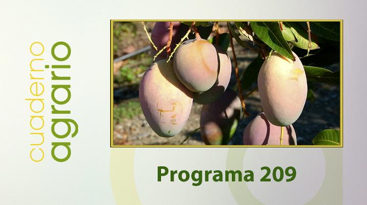 Cuaderno Agrario PGM 209