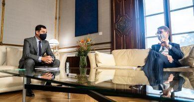 Moreno quiere situar a Andalucía a la vanguardia de los desarrollos energéticos en España y Europa