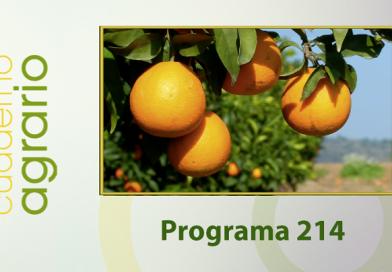 Cuaderno Agrario PGM 214