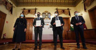 Andalucía y Murcia se alían en defensa del trasvase  Tajo-Segura para proteger los intereses del Levante  español