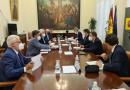 Luis Planas analiza con organizaciones profesionales agrarias y cooperativas agroalimentarias de Andalucía los avances en la negociación de la PAC