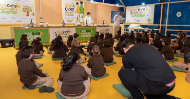 Más 120.000 niños de 700 colegios de todo el  país accederán a menús elaborados  exclusivamente con Aceites de Oliva de España
