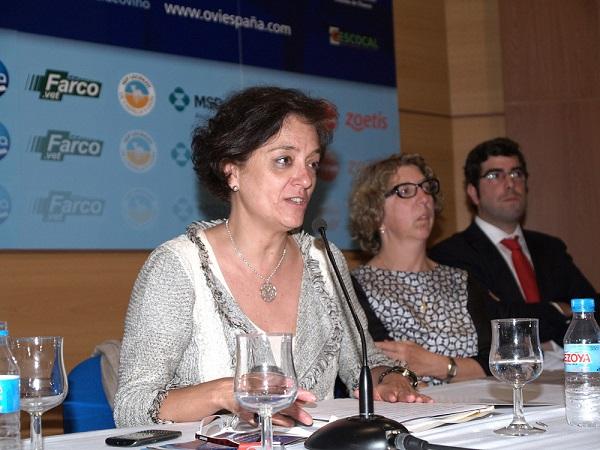 La directora general de Producciones y Mercados Agrarios, Esperanza Orellana, destaca los desafíos y oportunidades que ofrecen las nuevas tecnologías al sector de las frutas y hortalizas