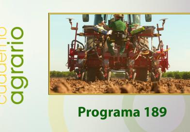 Cuaderno Agrario PGM 189