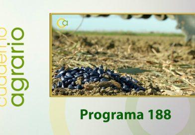 Cuaderno Agrario PGM 188