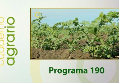 Cuaderno Agrario PGM 190