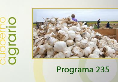 Cuaderno Agrario PGM 235