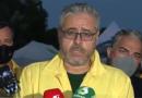 """El director del COR del Infoca, Juan Sánchez: """"Estamos ante el  incendio más complejo que hemos conocido en  los últimos tiempos»"""